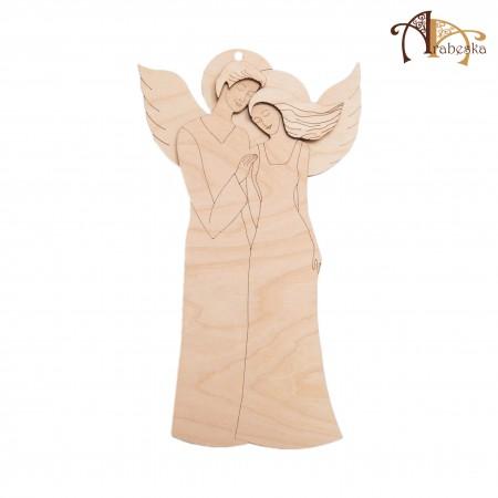Para aniołów 40cm