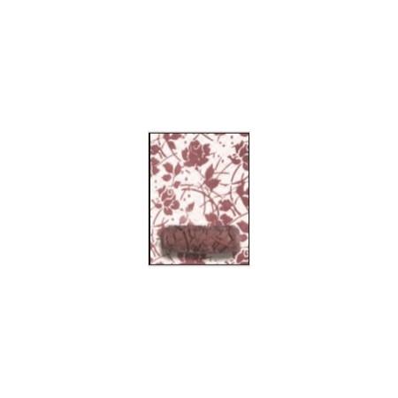 Fleur wałek gumowy dekoracyjny w róże