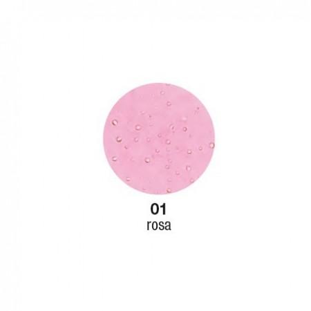 Granulat Colouraplast różowy 100 g