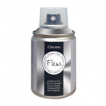 Farba Fleur Spray Chrom 100 ml