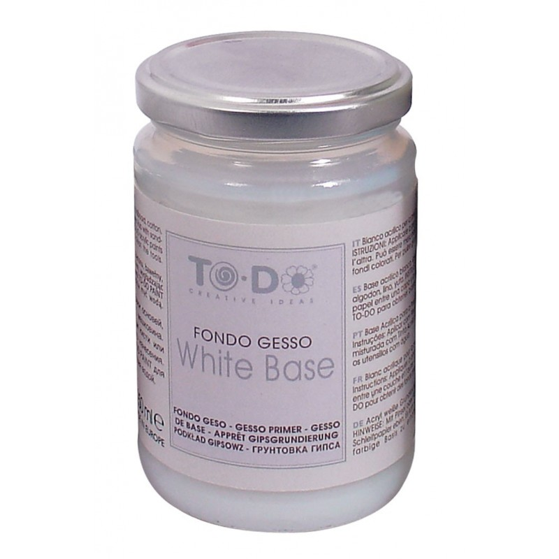 To-Do Gesso białe 130 ml