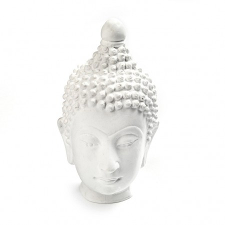 Budda - duża głowa
