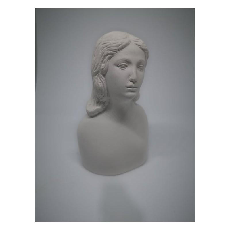 Popiersie gipsowe Maria II