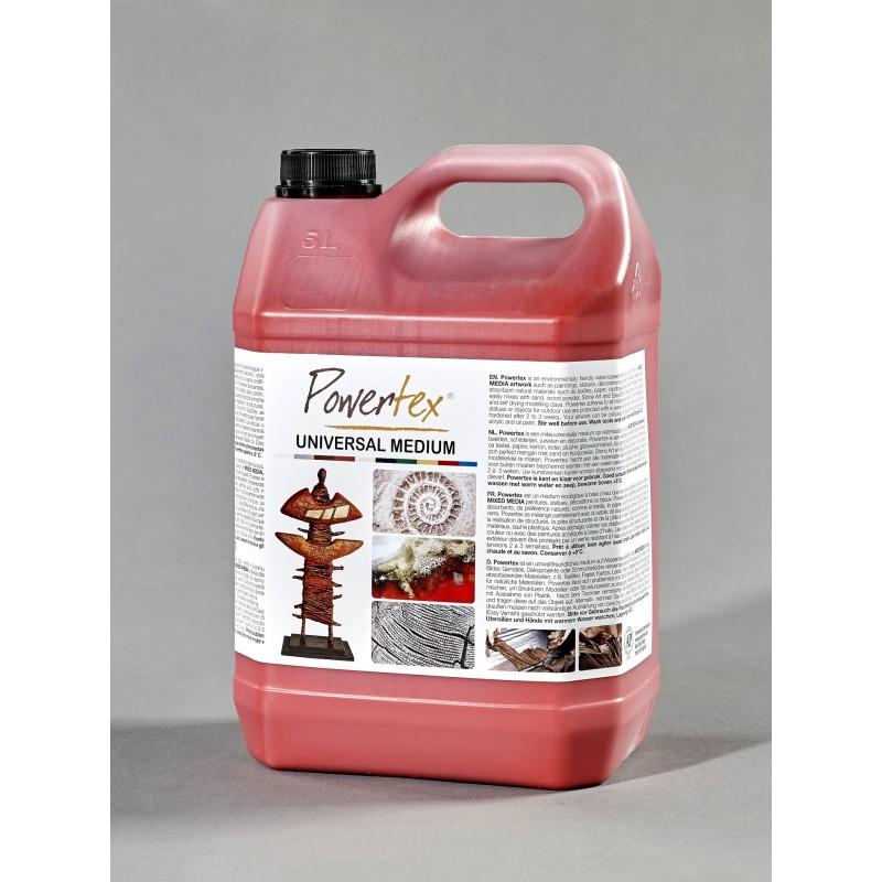 Powertex Red (czerwony) 5kg