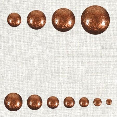 Konturówka Gocce di Perla 25 ml. Copper Shimmer